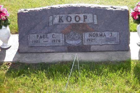 KOOP, NORMA J. - Hamilton County, Iowa | NORMA J. KOOP