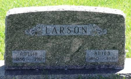 LARSON, AMELIA - Hamilton County, Iowa | AMELIA LARSON