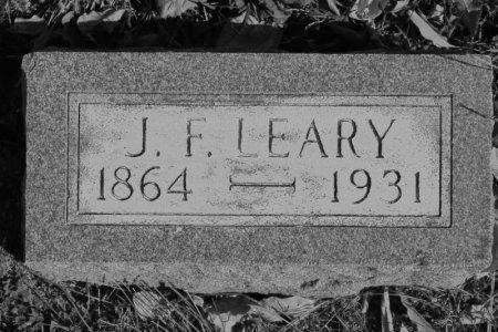 LEARY, J. F. - Hamilton County, Iowa | J. F. LEARY