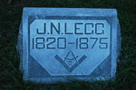 LEGG, JOSEPH N. - Hamilton County, Iowa | JOSEPH N. LEGG