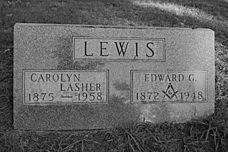 LASHER LEWIS, CAROLYN - Hamilton County, Iowa | CAROLYN LASHER LEWIS