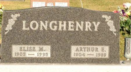 LONGHENRY, ELSIE M. - Hamilton County, Iowa | ELSIE M. LONGHENRY