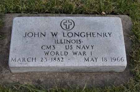 LONGHENRY, JOHN W. - Hamilton County, Iowa | JOHN W. LONGHENRY