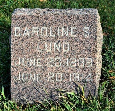 LUND, CAROLINE S. - Hamilton County, Iowa | CAROLINE S. LUND