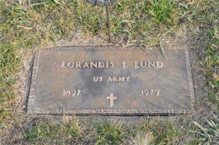 LUND, LORANDIS L. - Hamilton County, Iowa | LORANDIS L. LUND