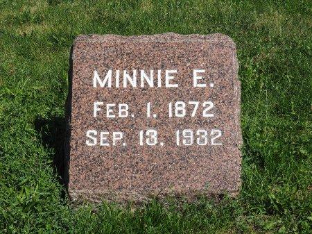 LUND, MINNIE E. - Hamilton County, Iowa | MINNIE E. LUND