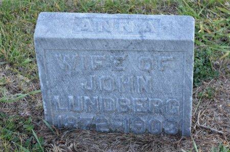 LUNDBERG, ANNA - Hamilton County, Iowa | ANNA LUNDBERG