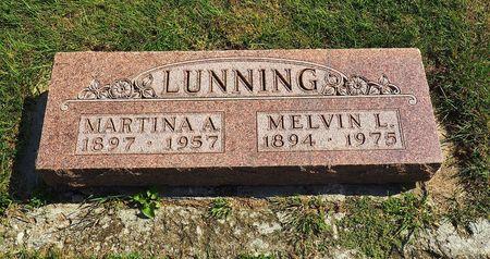 LUNNING, MARTINA A. - Hamilton County, Iowa | MARTINA A. LUNNING
