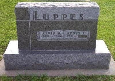 LUPPES, ARVID W. - Hamilton County, Iowa | ARVID W. LUPPES