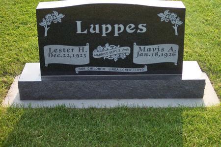 MAGNUSEN LUPPES, MAVIS A. - Hamilton County, Iowa | MAVIS A. MAGNUSEN LUPPES