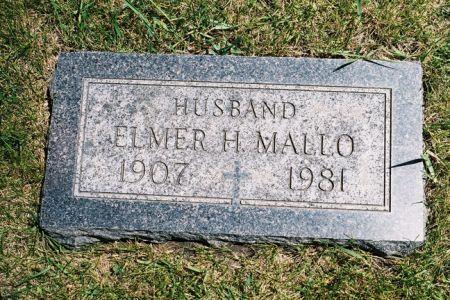 MALLO, ELMER H. - Hamilton County, Iowa | ELMER H. MALLO