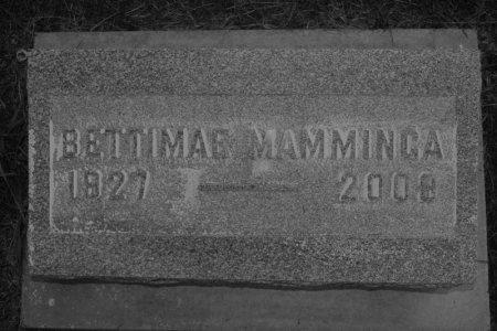 MONROE MAMMINGA, BETTIMAE - Hamilton County, Iowa | BETTIMAE MONROE MAMMINGA