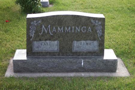 MAMMINGA, CARL E. - Hamilton County, Iowa | CARL E. MAMMINGA