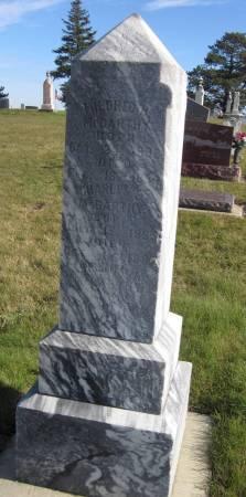 MCCARTHY, MILDRED B. - Hamilton County, Iowa | MILDRED B. MCCARTHY