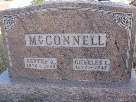 MCCONNELL, BERTHA L. - Hamilton County, Iowa   BERTHA L. MCCONNELL