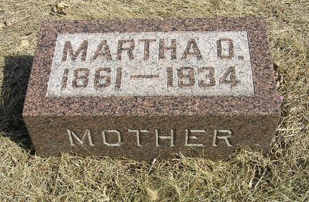 MCDONALD, MARTHA O. - Hamilton County, Iowa | MARTHA O. MCDONALD