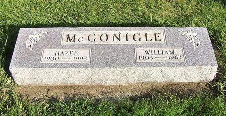 MCGONIGLE, WILLIAM - Hamilton County, Iowa   WILLIAM MCGONIGLE