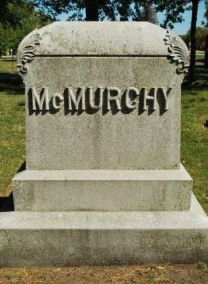 MCMURCHY, FAMILY STONE - Hamilton County, Iowa   FAMILY STONE MCMURCHY
