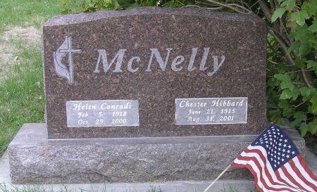 MCNELLY, CHESTER HIBBARD - Hamilton County, Iowa | CHESTER HIBBARD MCNELLY
