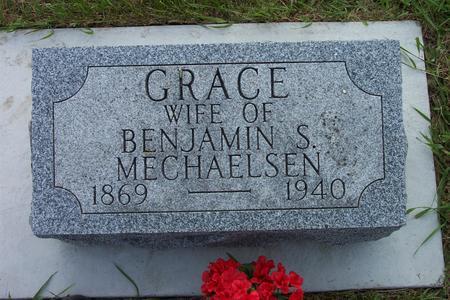 MECHAELSEN, GRACE - Hamilton County, Iowa | GRACE MECHAELSEN