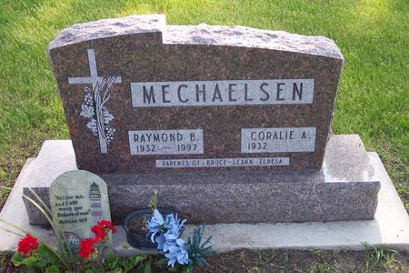 MECHAELSEN, RAYMOND B. - Hamilton County, Iowa | RAYMOND B. MECHAELSEN