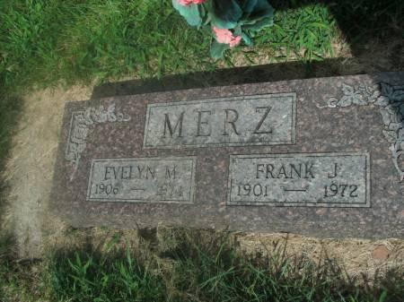 MERZ, EVELYN M. - Hamilton County, Iowa | EVELYN M. MERZ