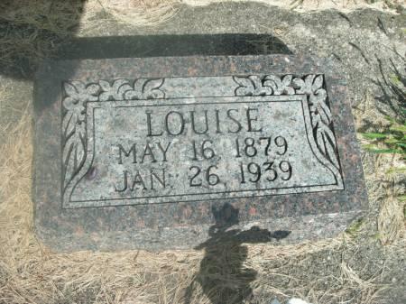 MERZ, LOUISE - Hamilton County, Iowa | LOUISE MERZ