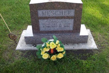 MESCHER, CORNELIUS - Hamilton County, Iowa | CORNELIUS MESCHER