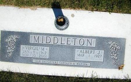MIDDLETON, VIRGIL MAY - Hamilton County, Iowa | VIRGIL MAY MIDDLETON