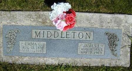 MIDDLETON, JAMES ELY - Hamilton County, Iowa | JAMES ELY MIDDLETON