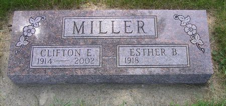 MILLER, CLIFTON E. - Hamilton County, Iowa | CLIFTON E. MILLER
