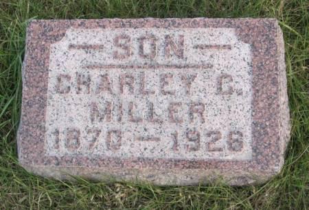 MILLER, CHARLEY C. - Hamilton County, Iowa | CHARLEY C. MILLER