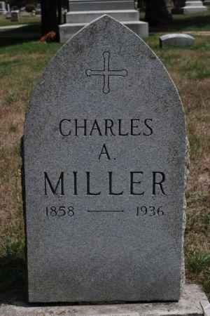 MILLER, CHARLES A. - Hamilton County, Iowa | CHARLES A. MILLER