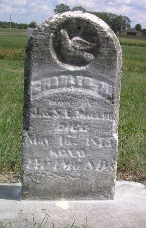MILLER, CHARLES H. - Hamilton County, Iowa   CHARLES H. MILLER
