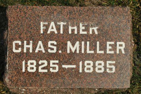 MILLER, CHAS. - Hamilton County, Iowa   CHAS. MILLER
