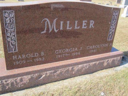MILLER, HAROLD B. - Hamilton County, Iowa | HAROLD B. MILLER