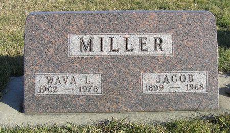 MILLER, WAVA L. - Hamilton County, Iowa | WAVA L. MILLER