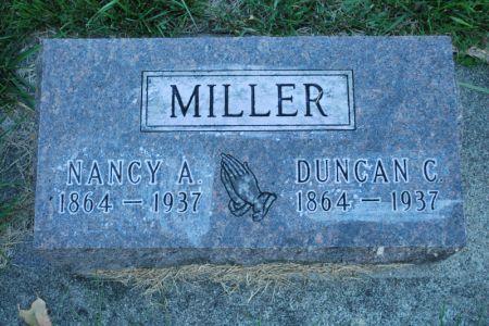 MILLER, DUNCAN C. - Hamilton County, Iowa | DUNCAN C. MILLER