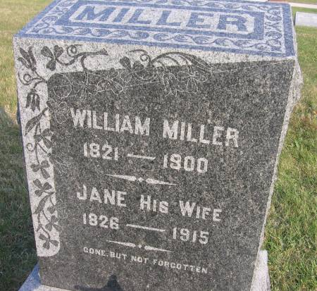 MILLER, JANE - Hamilton County, Iowa | JANE MILLER