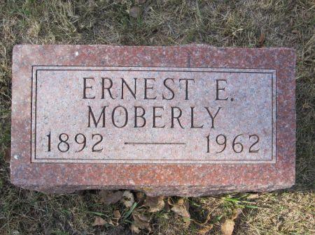 MOBERLY, ERNEST E. - Hamilton County, Iowa | ERNEST E. MOBERLY
