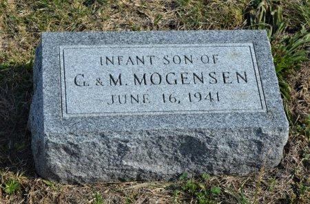 MOGENSEN, INFANT SON - Hamilton County, Iowa | INFANT SON MOGENSEN