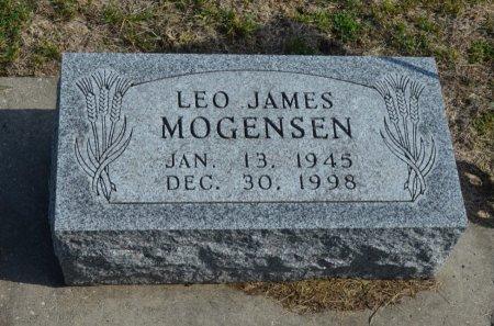 MOGENSEN, LEO JAMES - Hamilton County, Iowa | LEO JAMES MOGENSEN