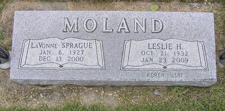 MOLAND, LESLIE H. - Hamilton County, Iowa | LESLIE H. MOLAND