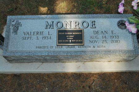 MONROE, DEAN ELDON - Hamilton County, Iowa   DEAN ELDON MONROE
