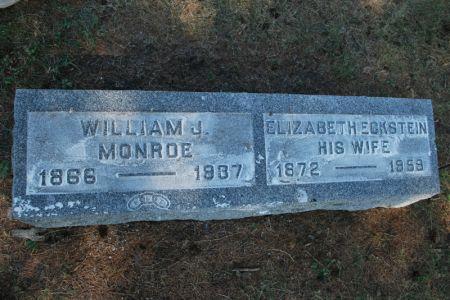 MONROE, WILLIAM J. - Hamilton County, Iowa | WILLIAM J. MONROE