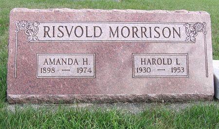 RISVOLD, AMANDA H. - Hamilton County, Iowa | AMANDA H. RISVOLD