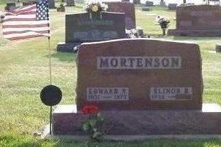 MORTENSON, EDWARD R. - Hamilton County, Iowa | EDWARD R. MORTENSON