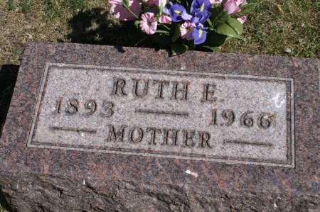 GARDNER NADEN, RUTH E. - Hamilton County, Iowa   RUTH E. GARDNER NADEN