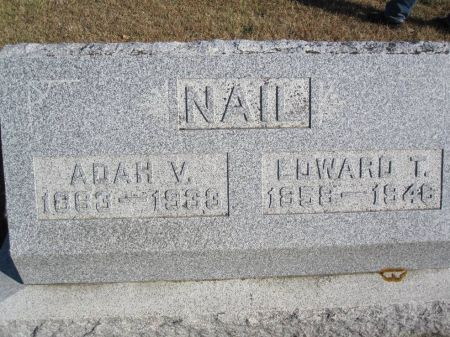 NAIL, EDWARD T. - Hamilton County, Iowa | EDWARD T. NAIL