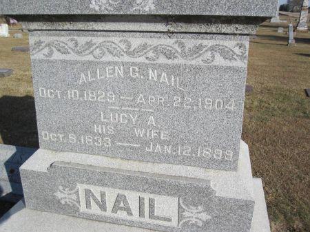 NAIL, ALLEN G. - Hamilton County, Iowa   ALLEN G. NAIL